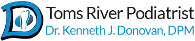 Toms River Podiatrist - James Donovan, D P M  - Foot Doctor